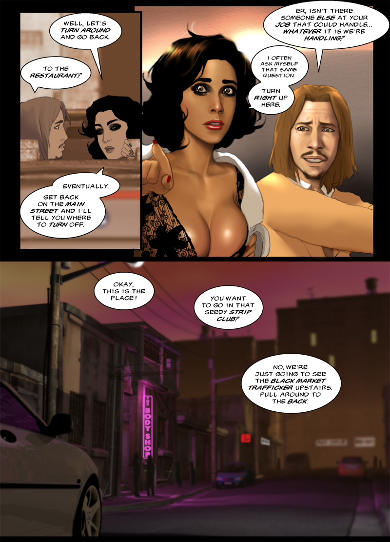 The Big Hookup page 12