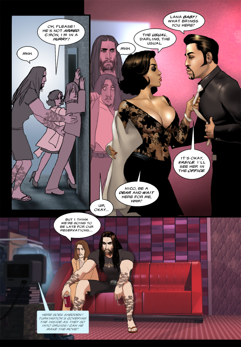 The Big Hookup page 14