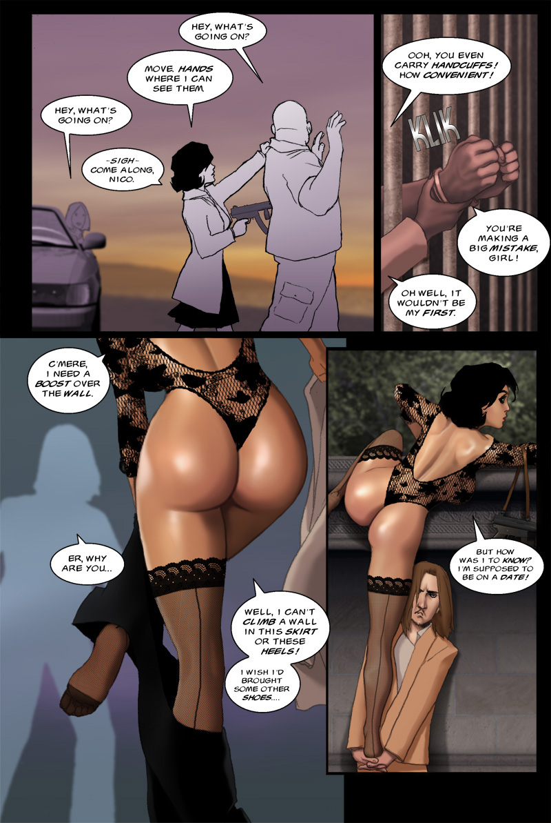 The Big Hookup page 22